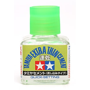 Extra Thin Cement 40ml (Quick Setting)