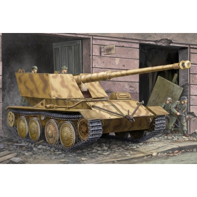 Krupp/Ardelt Waffenträger 88mm PAK-43